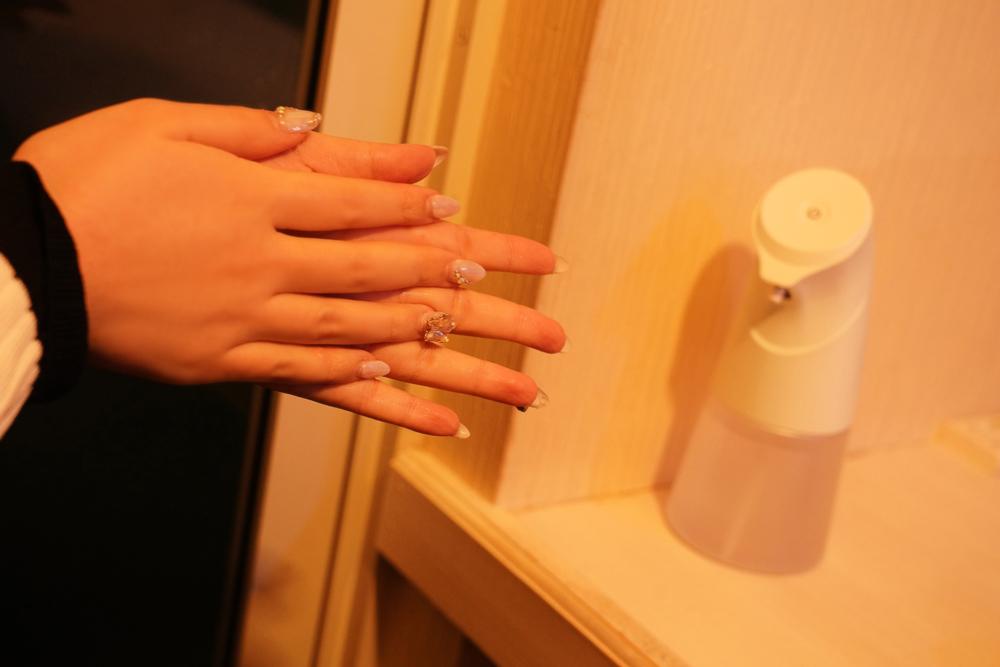 手洗いアルコール消毒の徹底